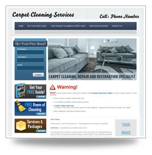 Carpet Cleaning Websites Design Free Carpet Cleaning